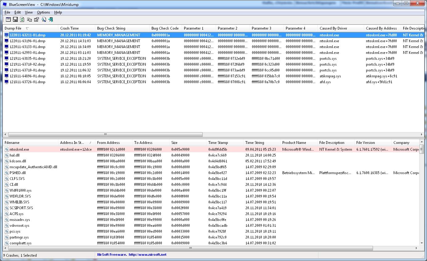 capture 2011 12 20 16 53 58 - ntoskrnl.exe defekt? Wie reparieren/ersetzen?